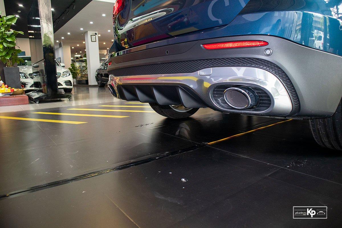 Ảnh Khe gió xe Mercedes-Benz GLB 35 2021