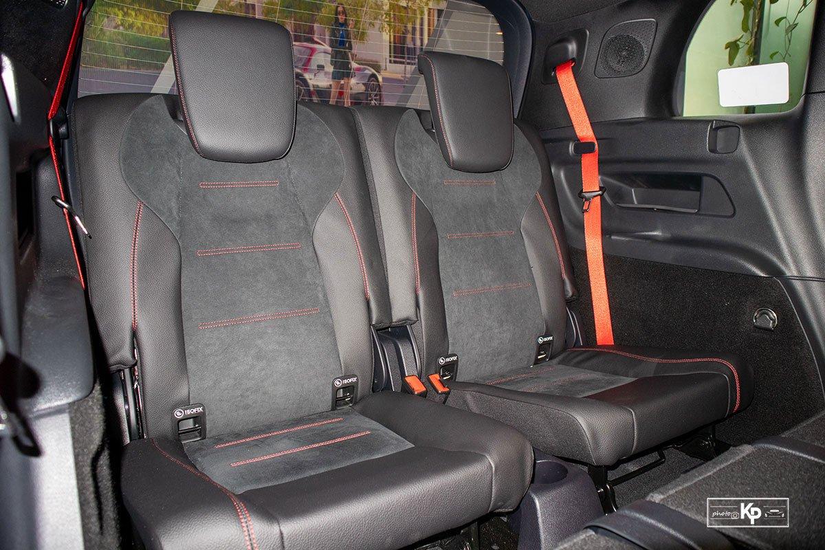Ảnh Ghế cuối xe Mercedes-Benz GLB 35 2021