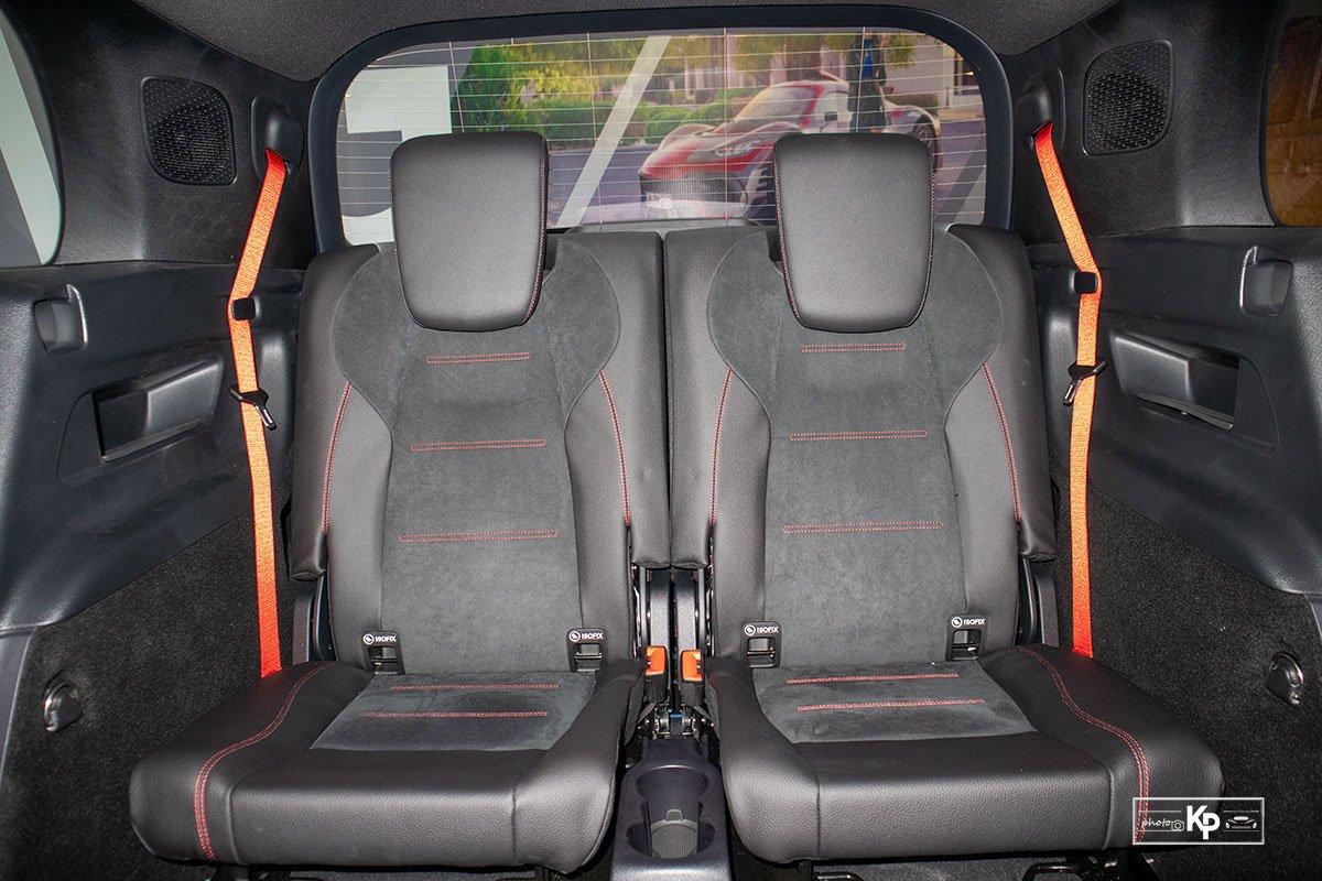 Ảnh Ghế cuối xe Mercedes-Benz GLB 35 2021 a