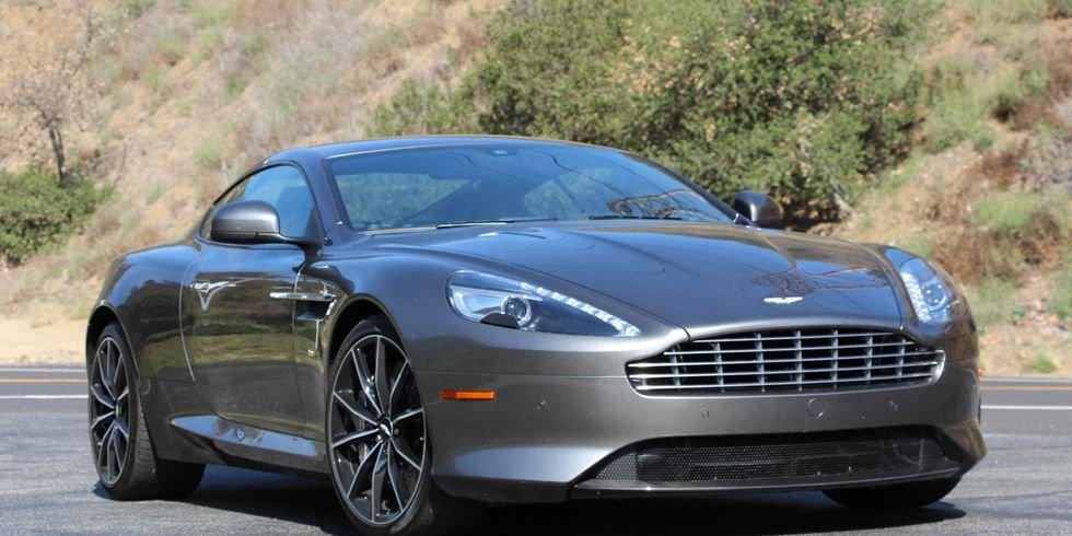 Giá xe Aston Martin DB9 mới nhất.
