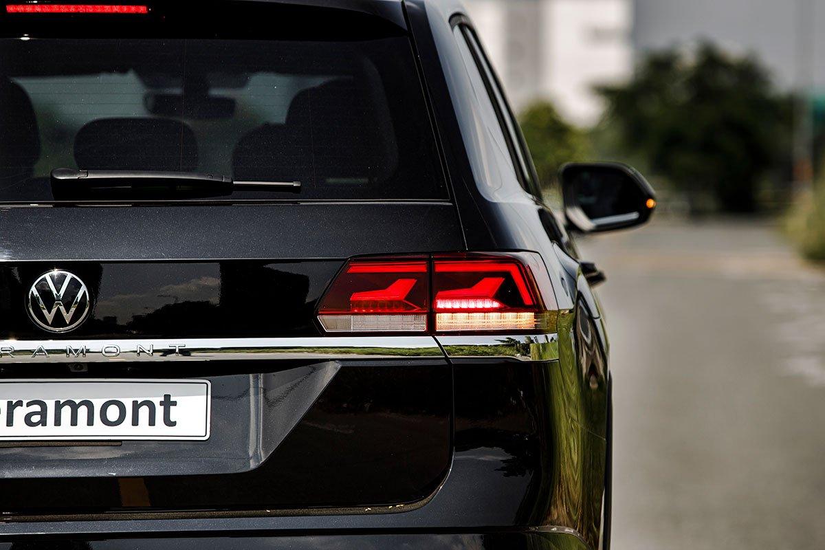 Volkswagen Teramont 2021 ra mắt Lựa chọn mới đấu Toyota Land Cruiser Prado, Ford Explorer a7