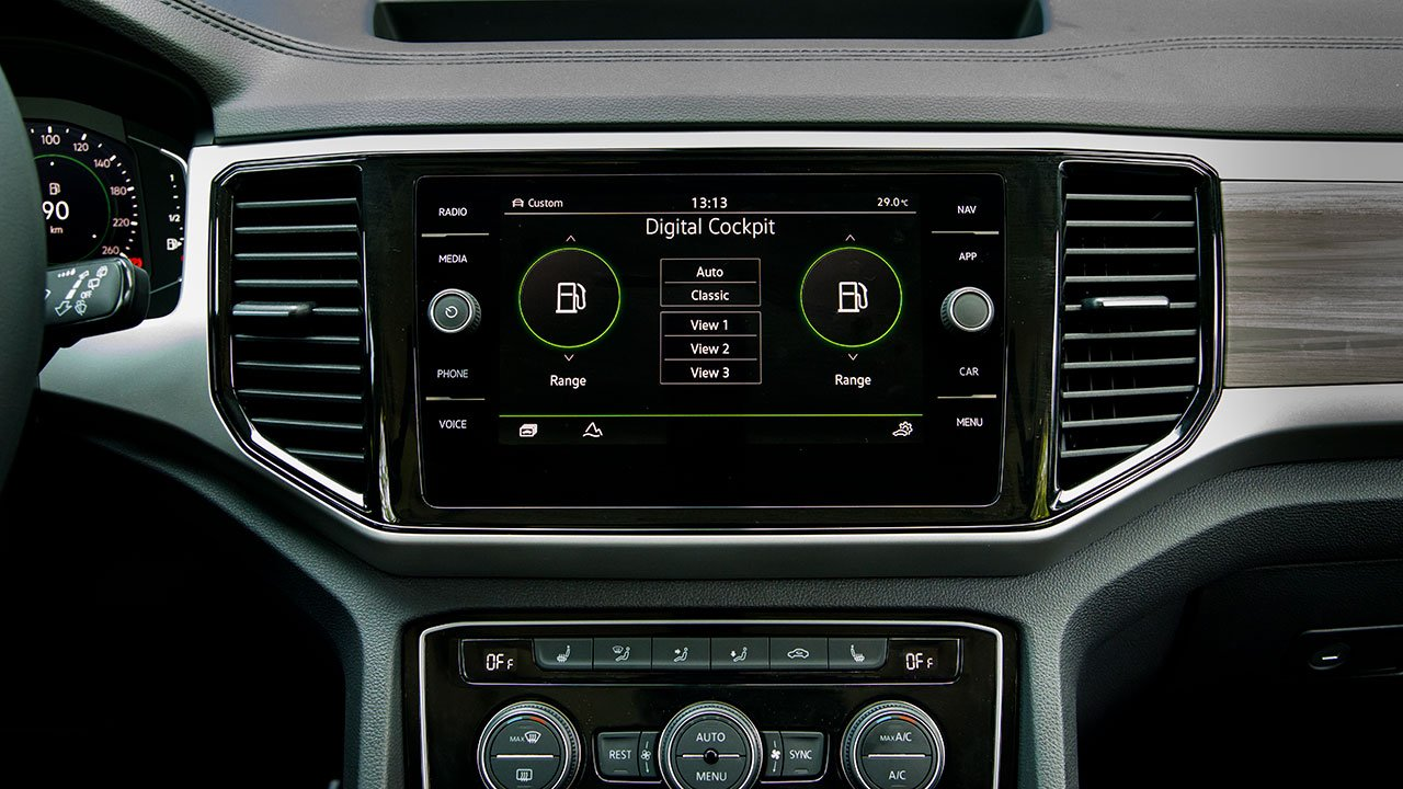 Volkswagen Teramont 2021 ra mắt Lựa chọn mới đấu Toyota Land Cruiser Prado, Ford Explorer a10