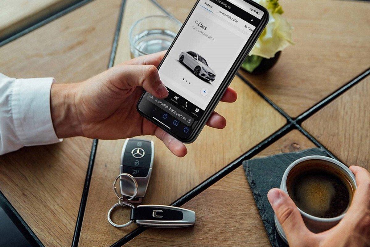 Mở đầu tháng 10, Mercedes-Benz Việt Nam tung ưu đãi hấp dẫn cho người mua xe.