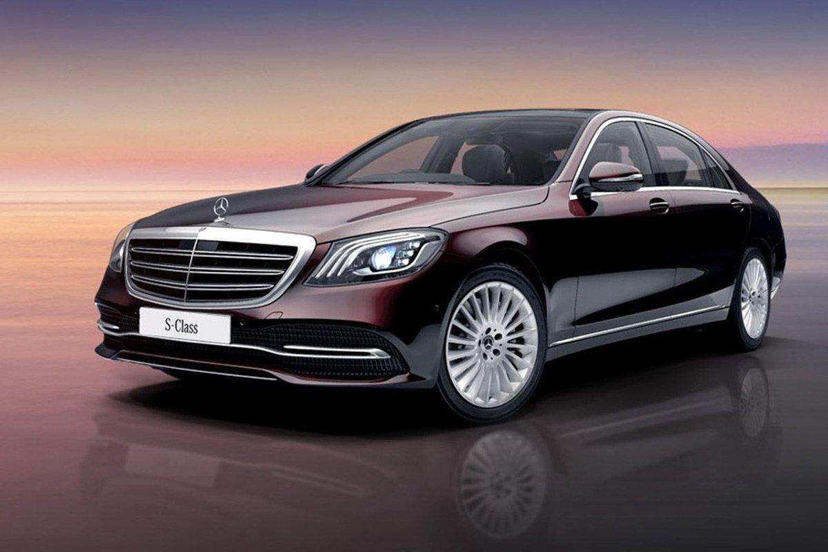 Mua xe S-Class trong tháng 10 & 11 sẽ nhận được món quà cực kỳ giá trị từ The Secret Box.