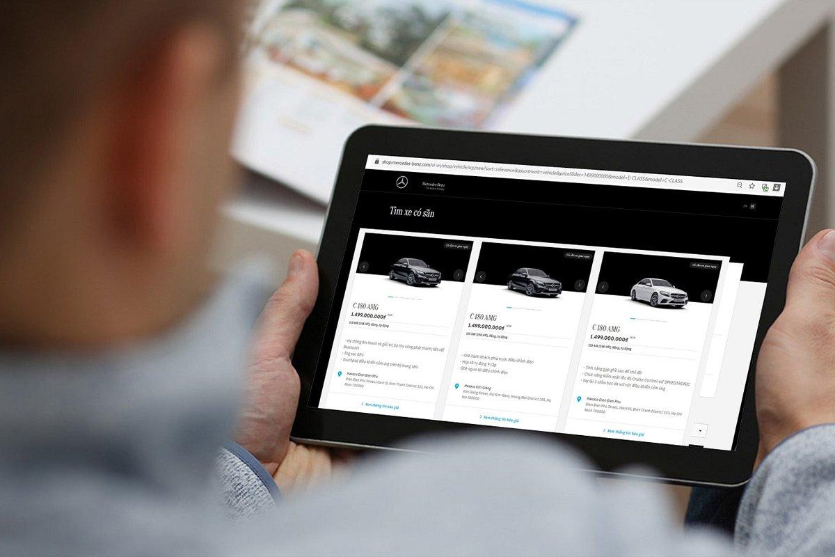 Chương trình được triển khai trong tháng 10 & 11/2021, dành cho khách mua xe Online.