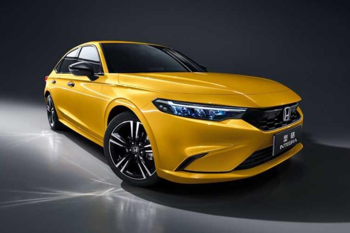 Honda Integra 2022