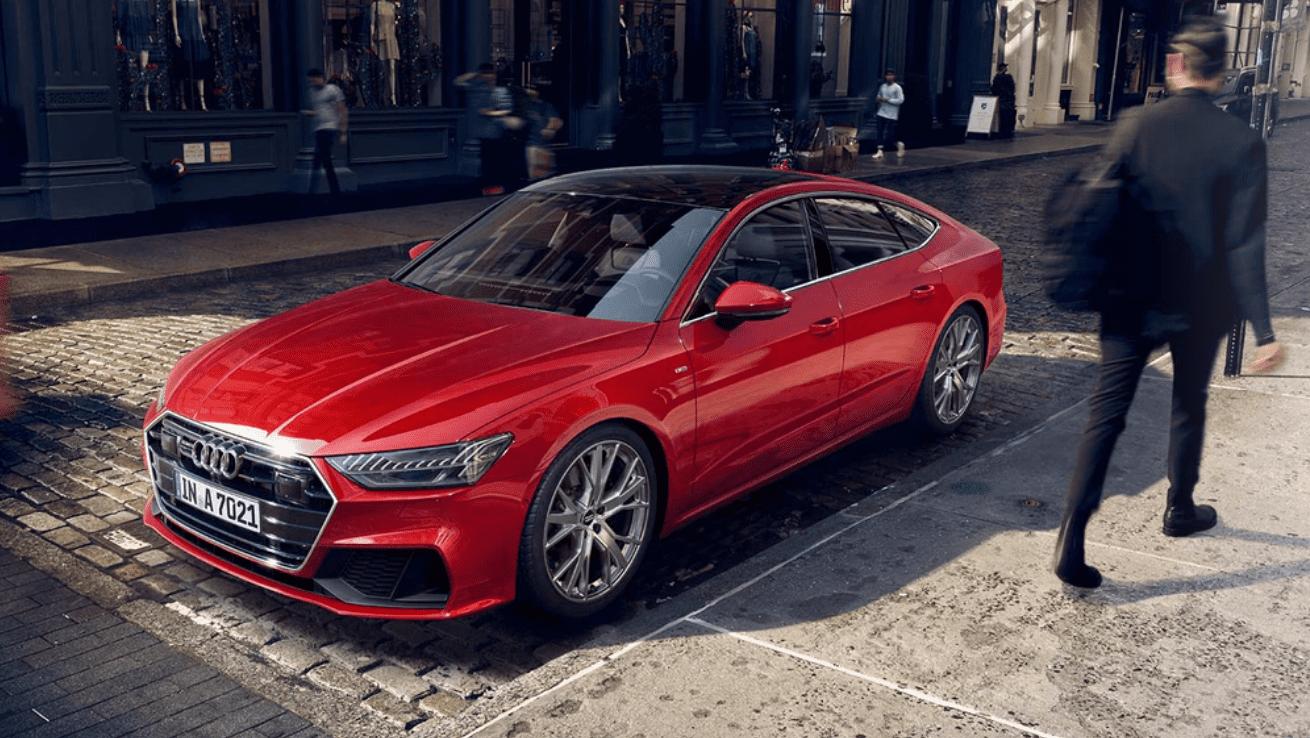 Giá xe Audi A7 mới nhất.