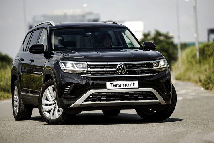 Giá Xe Volkswagen Teramont.