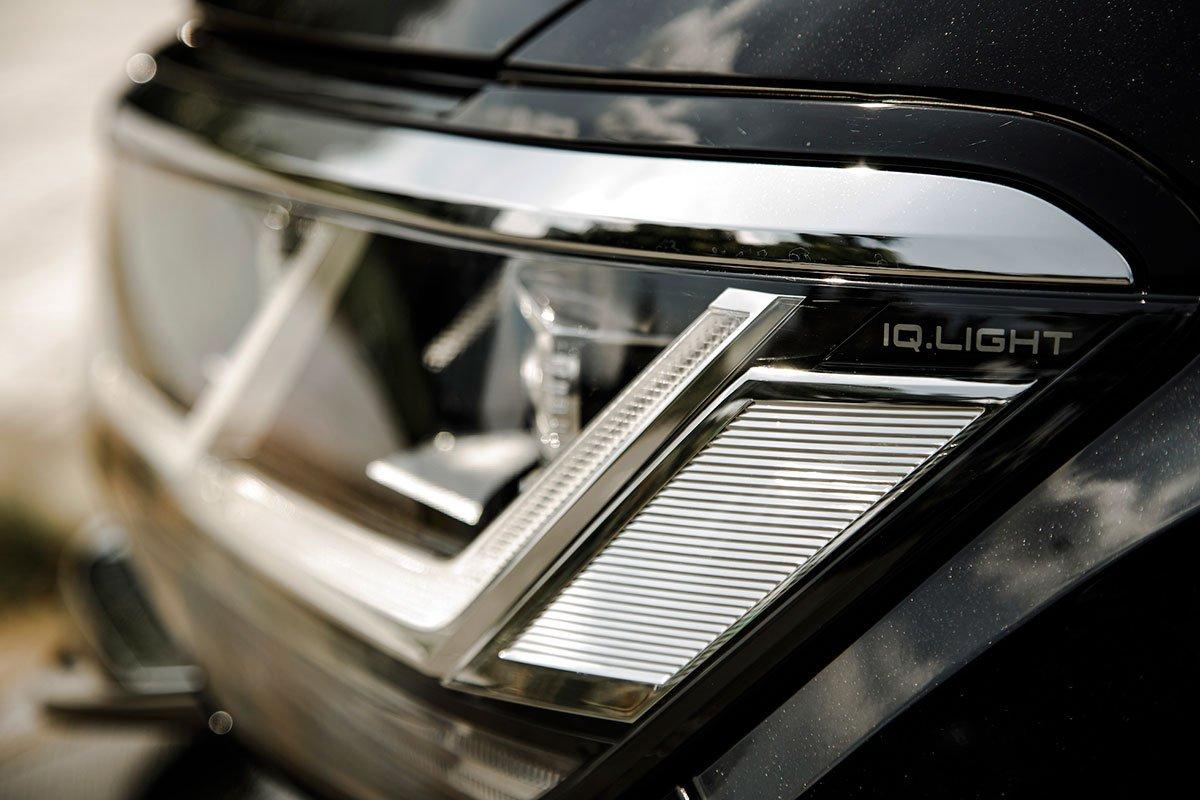 đèn xe Volkswagen Teramont 1.