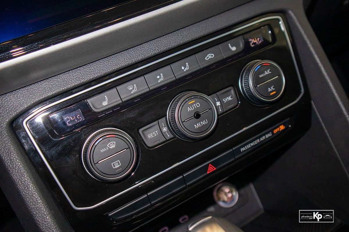 Ảnh Điều hòa xe Volkswagen Teramont 2021