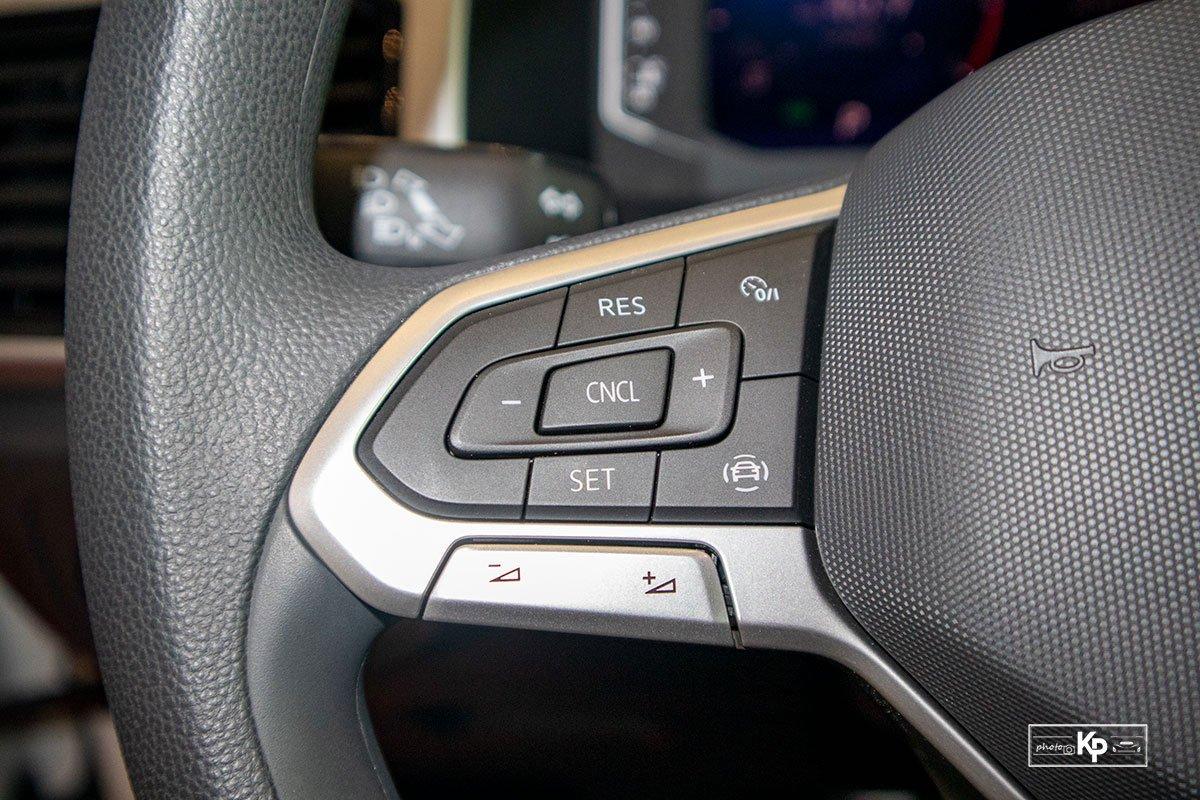 Ảnh Nút bấm xe Volkswagen Teramont 2021