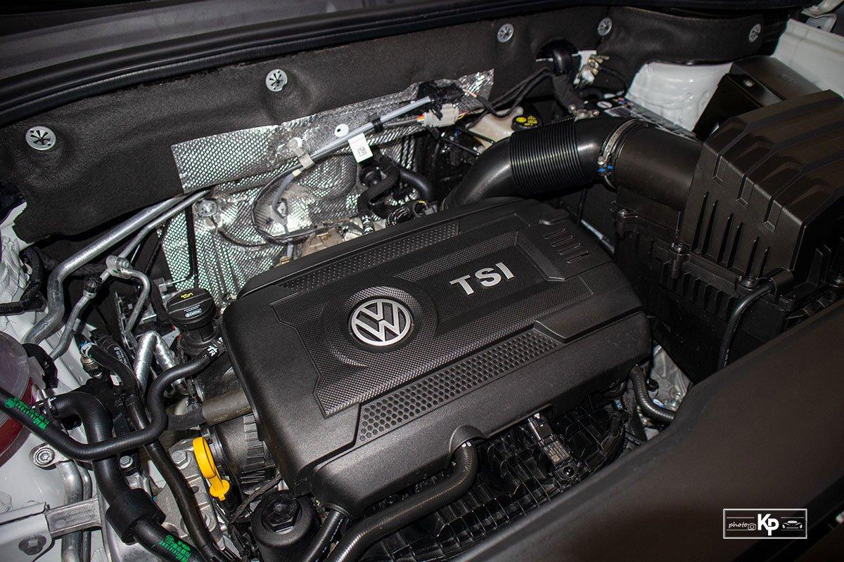 Ảnh Động cơ xe Volkswagen Teramont 2021 a1