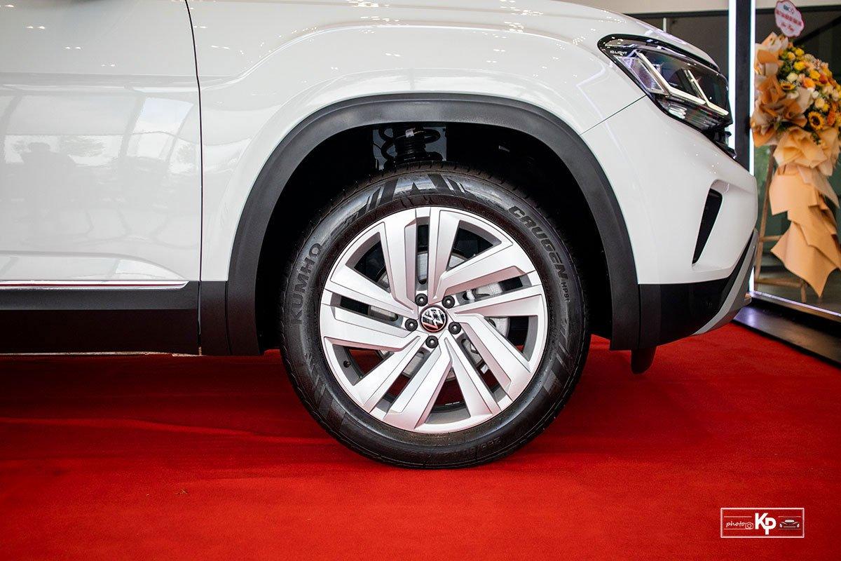 Ảnh La-zăng xe Volkswagen Teramont 2021