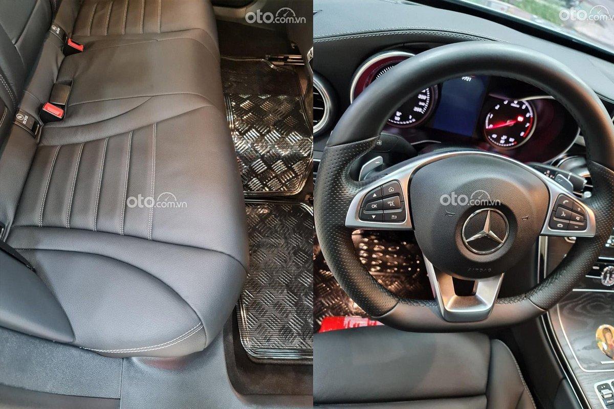 Mercedes-Benz C300 2017 bán lỗ hơn 800 triệu.