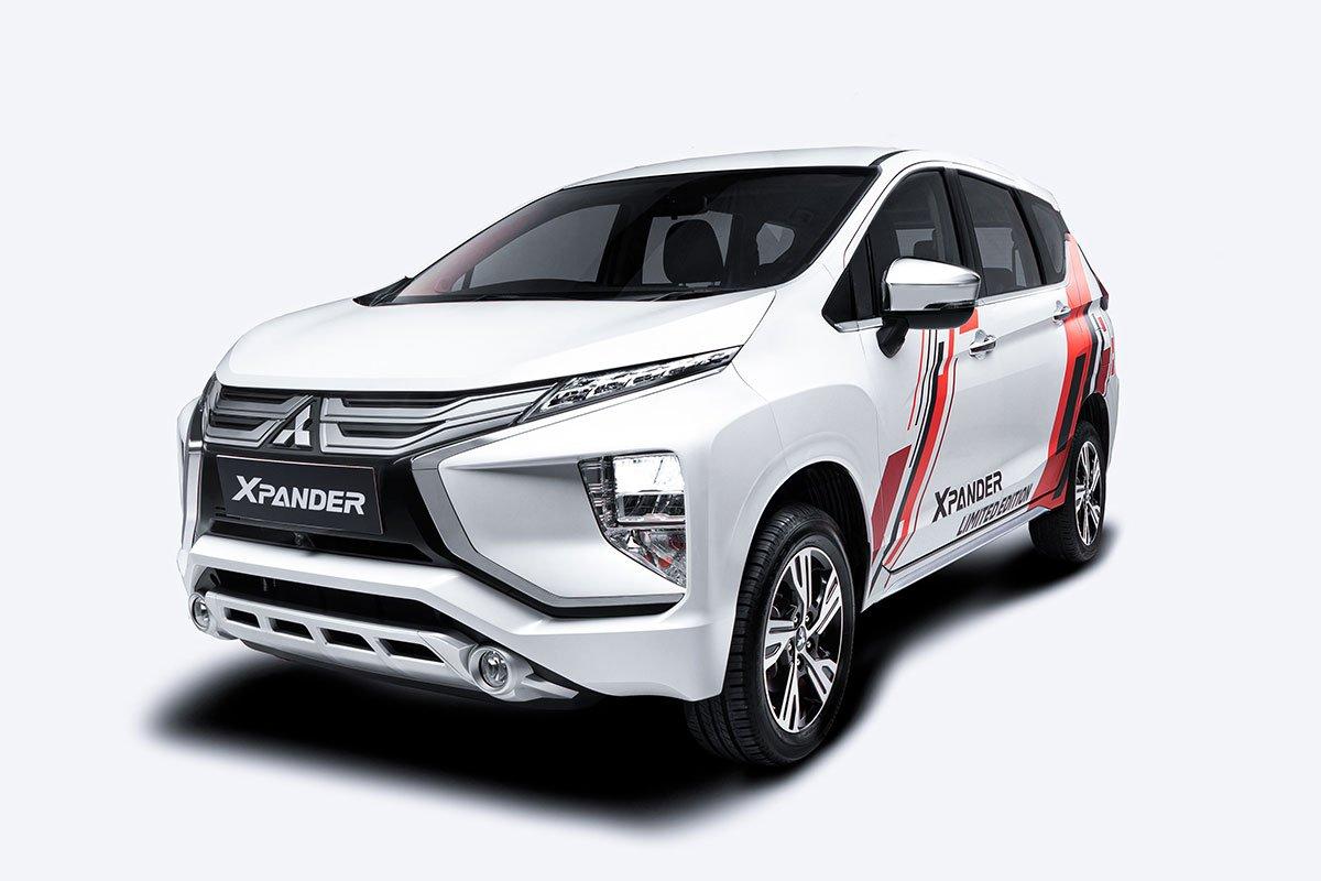 Mitsubishi Xpander 2021 phiên bản đặc biệt.