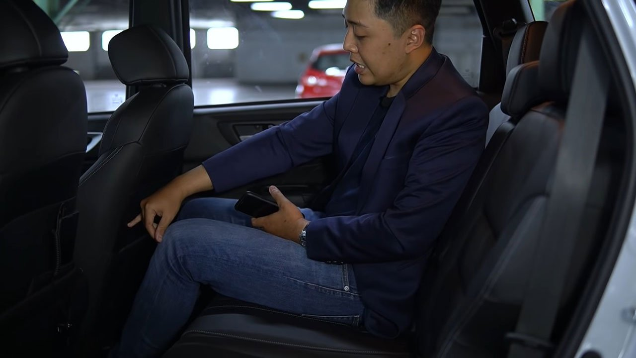 """Cận cảnh Honda BR-V 2022 """"bằng xương, bằng thịt"""": Nhiều trang bị hiện đại đấu Xpander a11"""