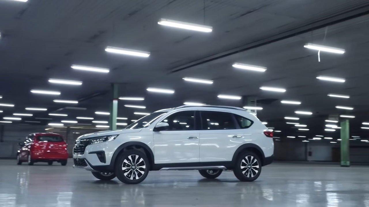 """Cận cảnh Honda BR-V 2022 """"bằng xương, bằng thịt"""": Nhiều trang bị hiện đại đấu Xpander a2"""