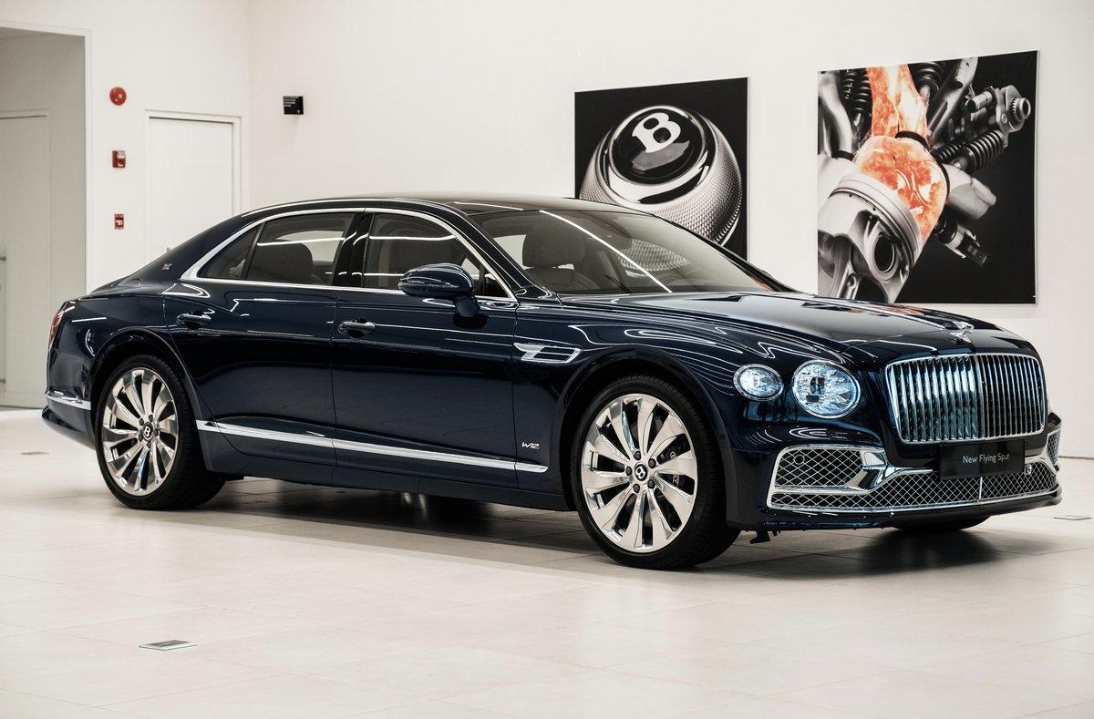 Giá xe Bentley Continental Flying Spur mới nhất.