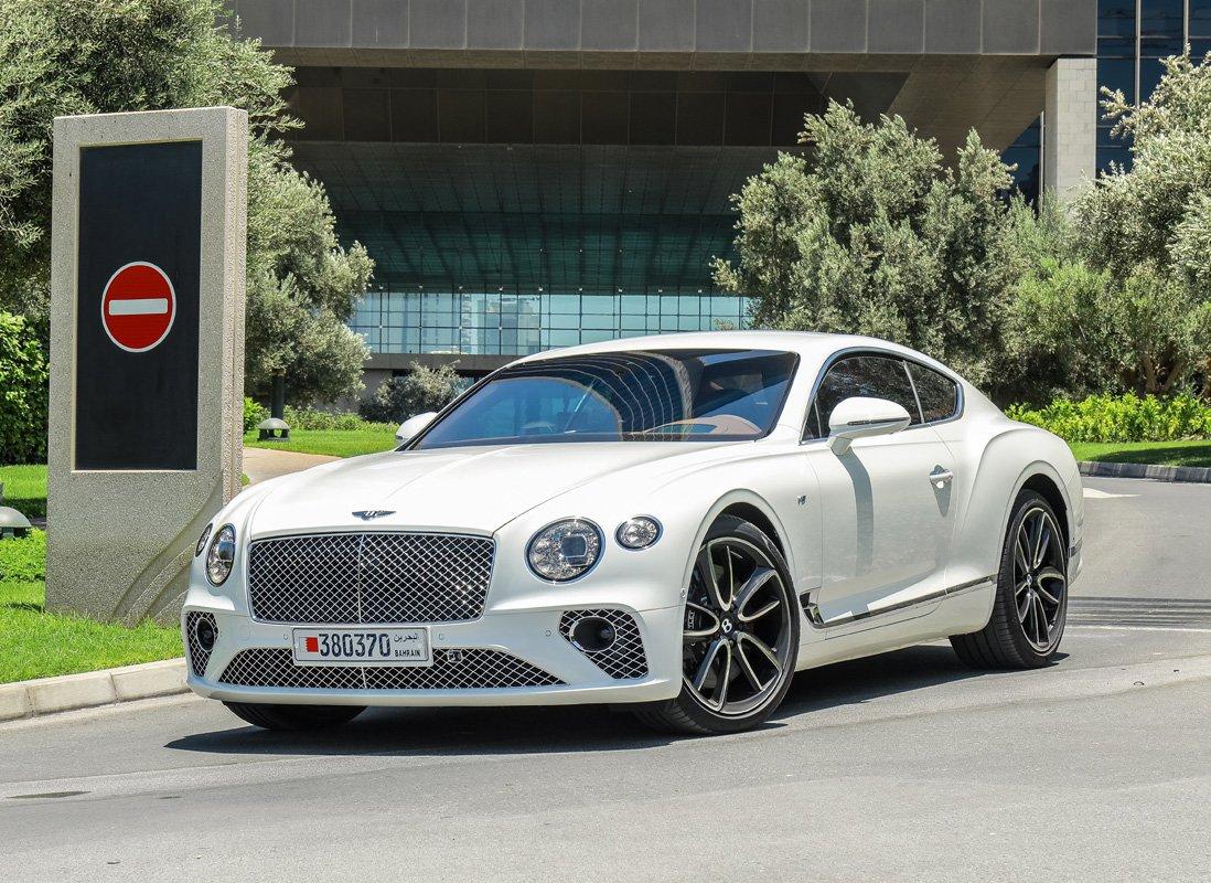 Giá xe Bentley Continental GT mới nhất.