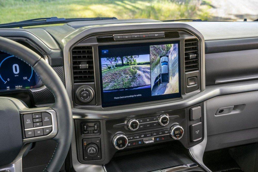 Hệ thống an toàn trên Ford F-150 2021.