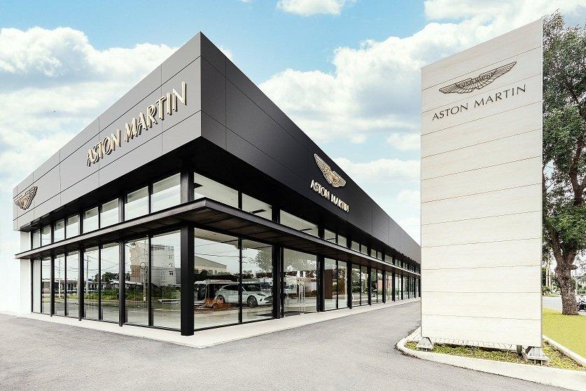 Aston Martin khai trương đại lý 3S tại Việt Nam, giới thiệu loạt siêu xe thể thao đắt giá 1