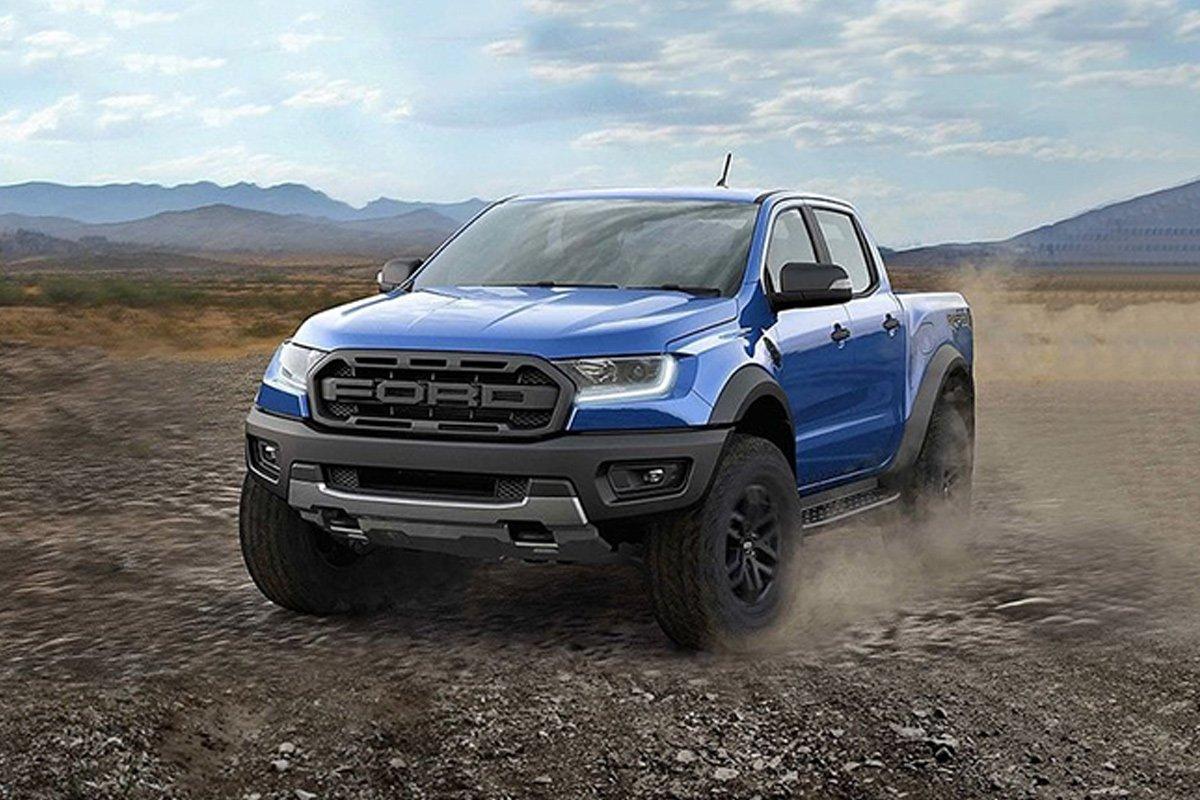 Giá xe Ford Ranger Raptor.