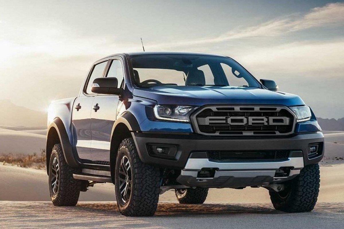 Thông tin về xe Ford Ranger Raptor.
