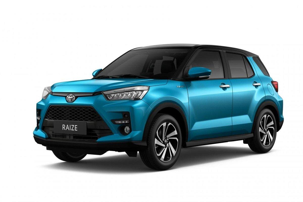 Toyota Raize được cho là sẽ có giá ở quanh mức 500 triệu đồng.