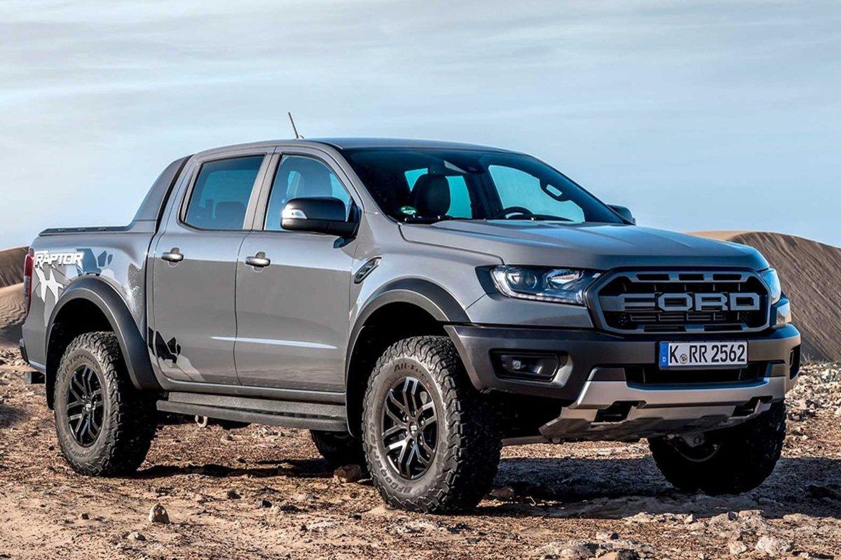 Đánh giá xe Ford Ranger Raptor.