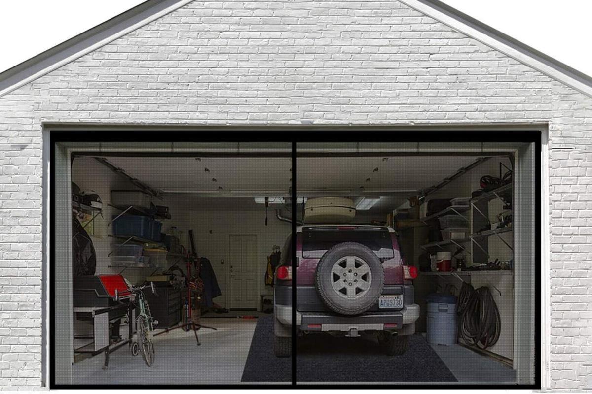xe để trong garage