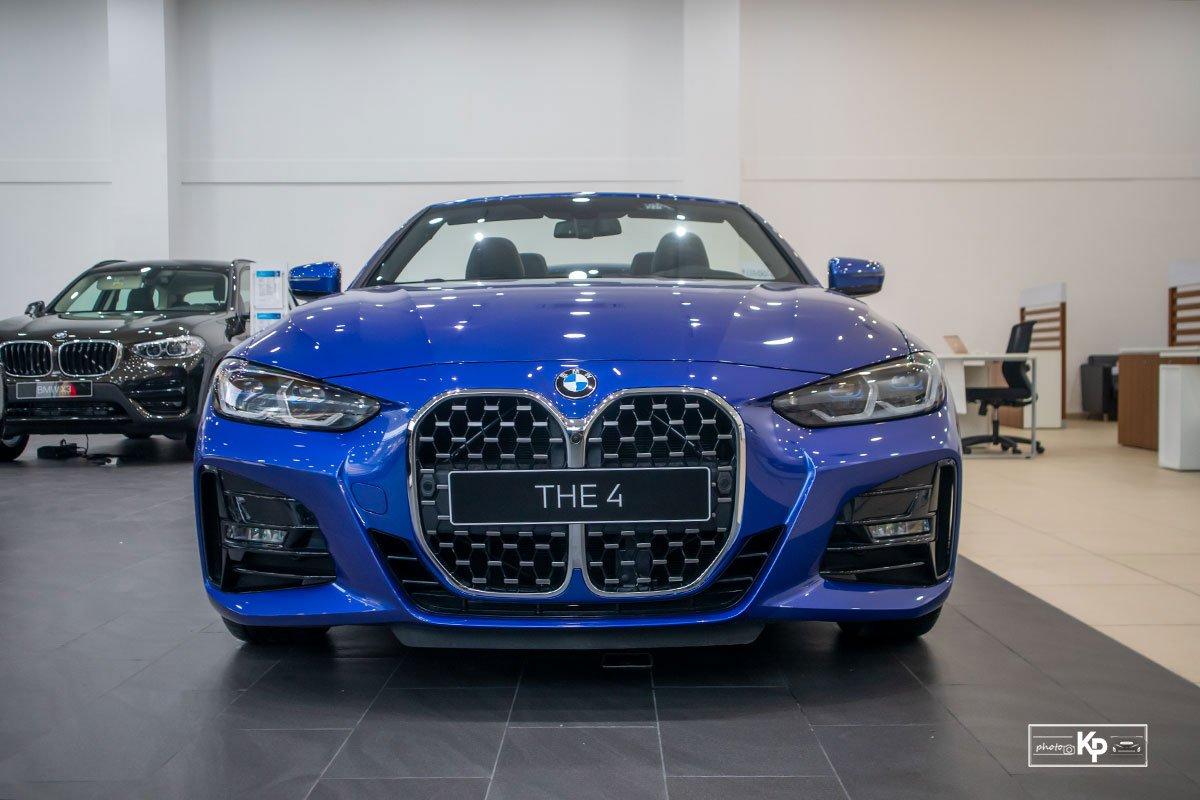 Ảnh Đầu xe BMW 4-Series 2021