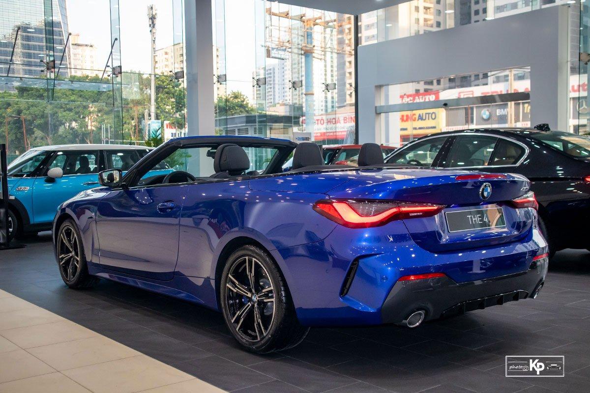 Ảnh Lưới tản nhiệt xe BMW 4-Series 2021 a6