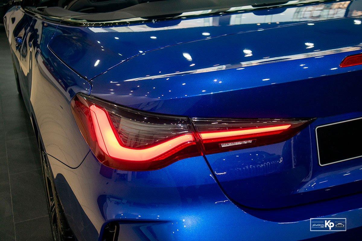 Ảnh Lưới tản nhiệt xe BMW 4-Series 2021 a7