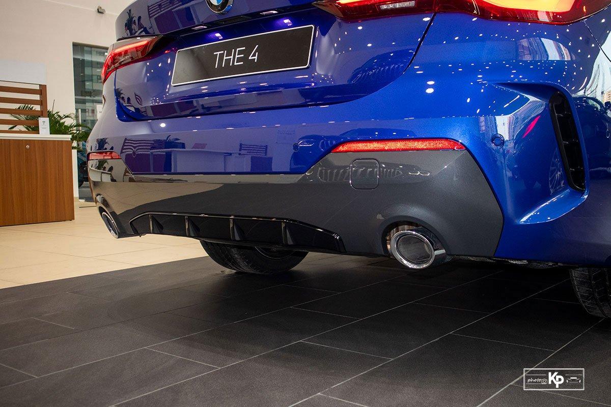 Ảnh Lưới tản nhiệt xe BMW 4-Series 2021 a8
