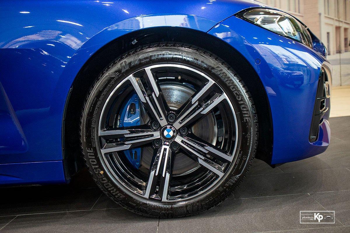 Ảnh Lưới tản nhiệt xe BMW 4-Series 2021 a2