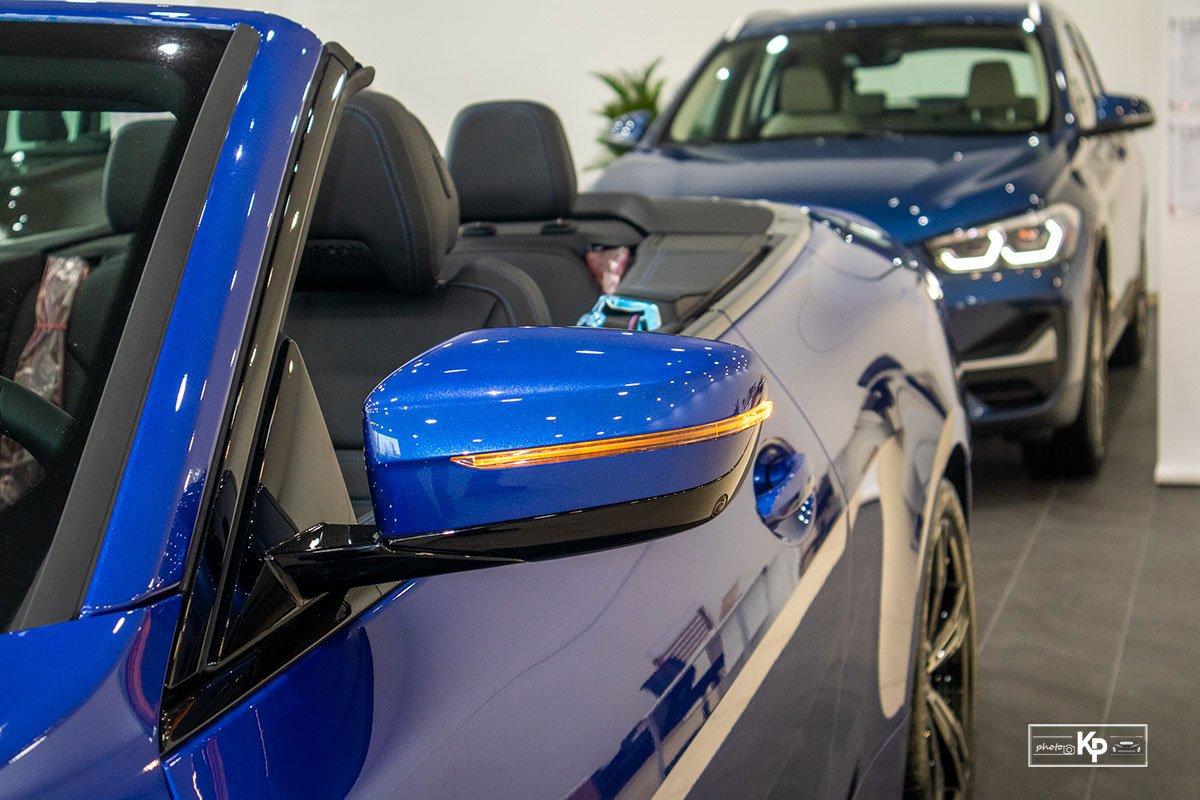 Ảnh Lưới tản nhiệt xe BMW 4-Series 2021 a5