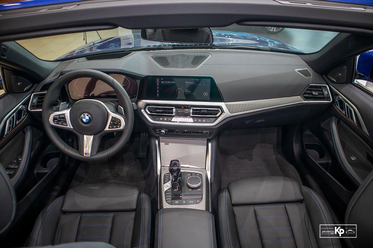 Ảnh Lưới tản nhiệt xe BMW 4-Series 2021 a9