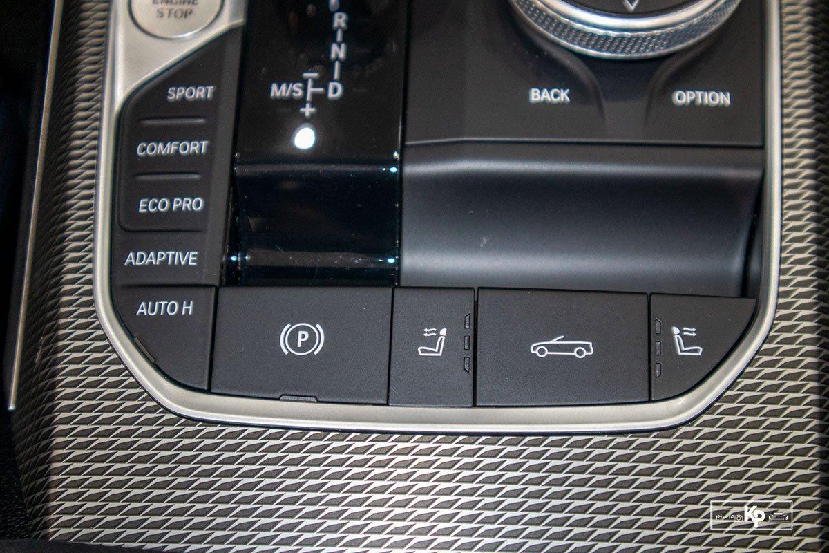 Ảnh Lưới tản nhiệt xe BMW 4-Series 2021 a19