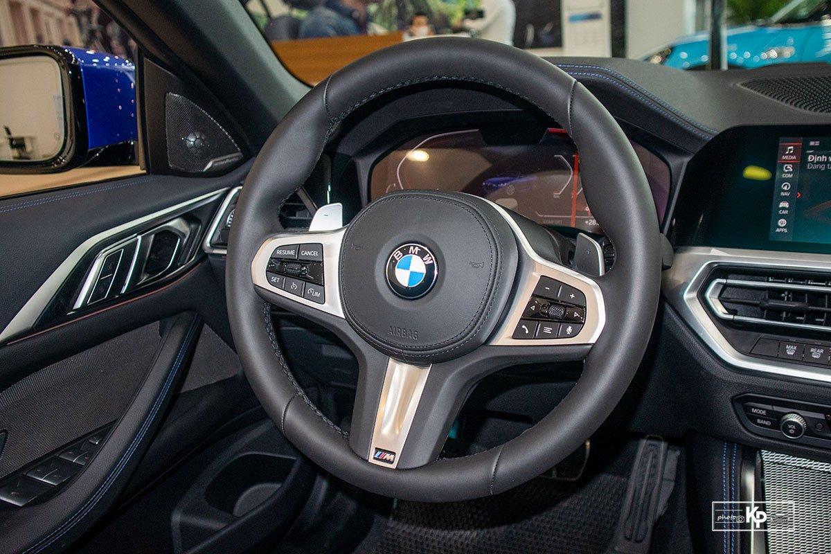 Ảnh Lưới tản nhiệt xe BMW 4-Series 2021 a15