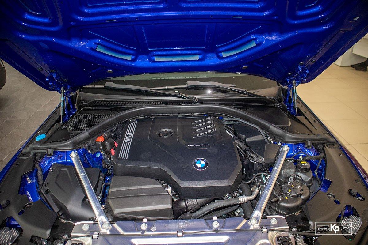 Ảnh Lưới tản nhiệt xe BMW 4-Series 2021 a21