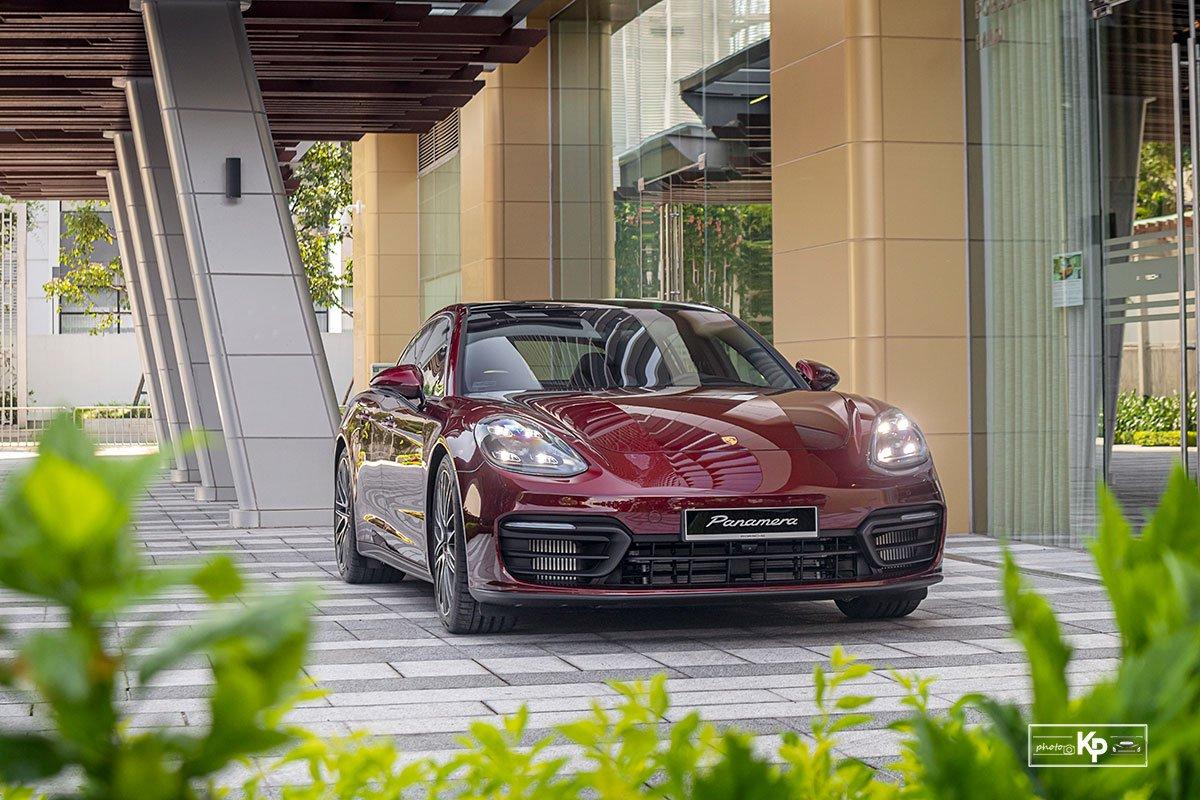 Ảnh xe Porsche Panamera 2021 a31