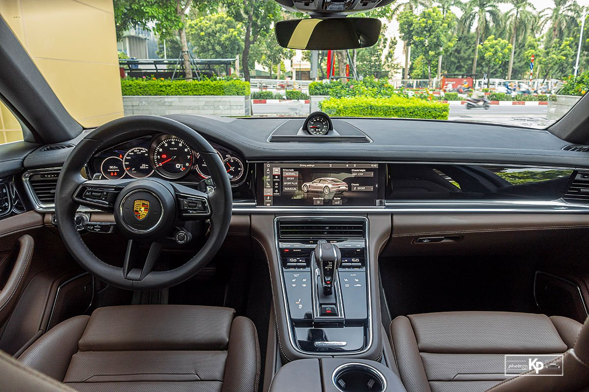 Ảnh xe Porsche Panamera 2021 a18