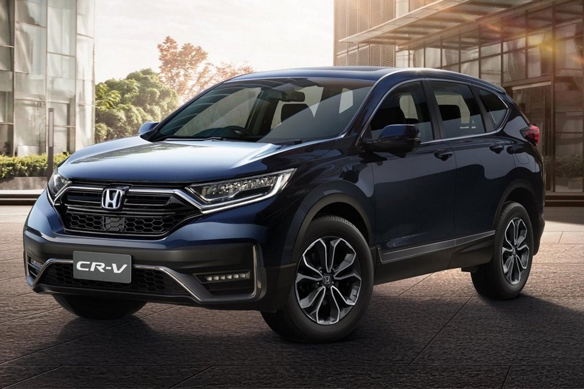 CR-V là mẫu xe thuộc hãng xe Nhật Bản Honda.