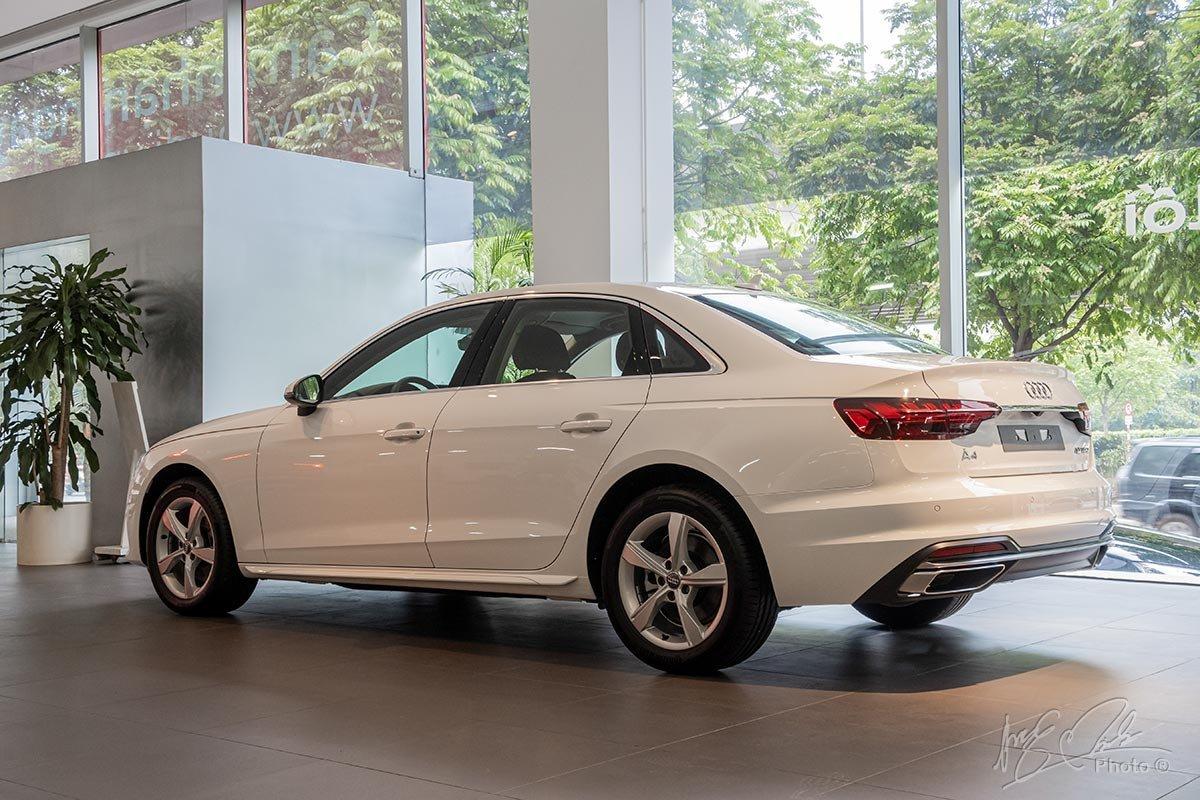 Nếu như mua xe Audi mới, nguồn tài chính tối thiểu cần chuẩn bị khoảng hơn 2 tỷ đồng. 1