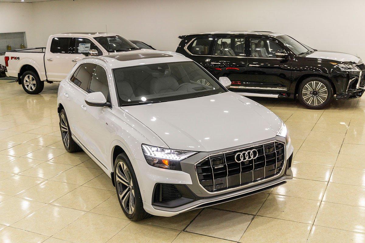 Audi đã có 122 năm tồn tại và phát triển. 1