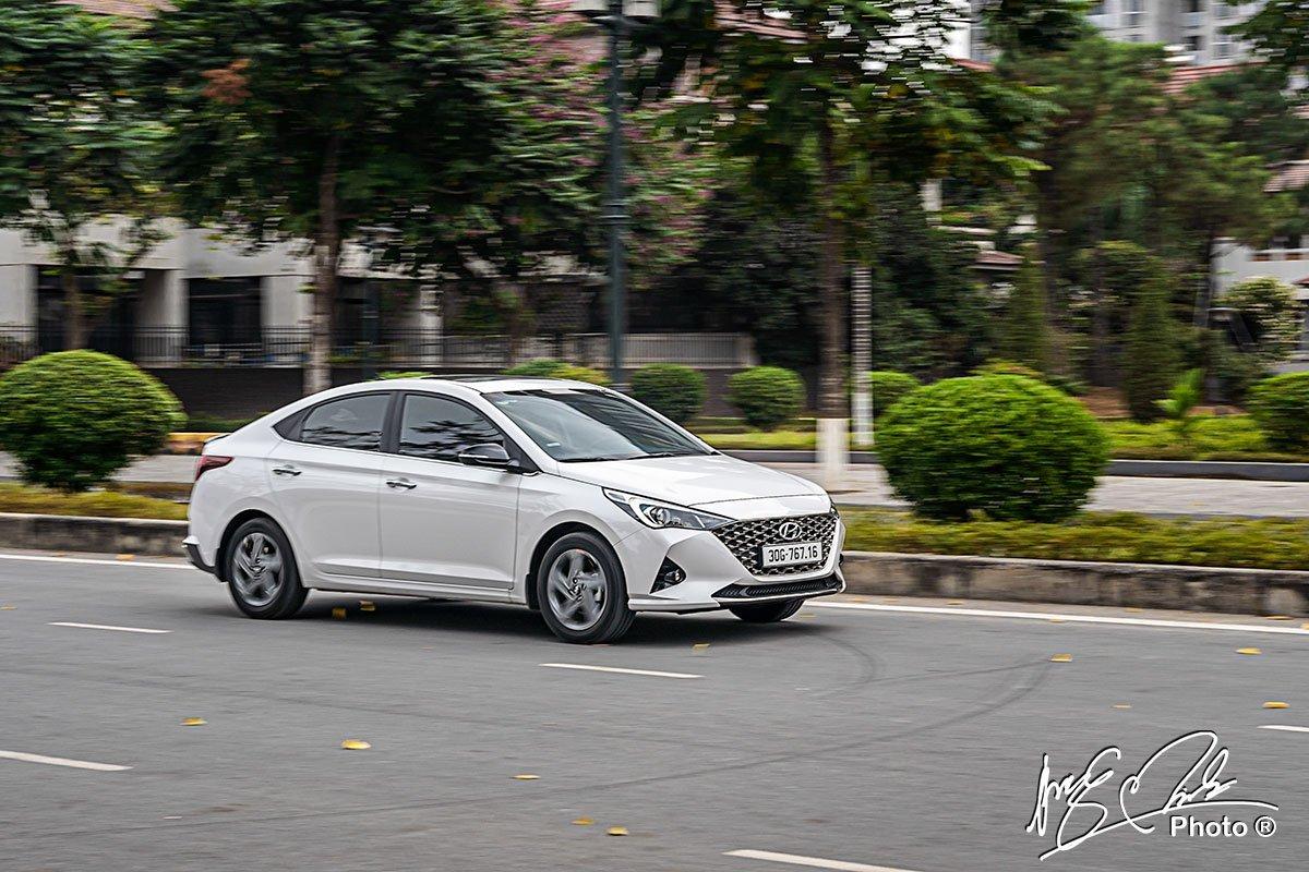 Có nên mua xe Hyundai Accent cũ?