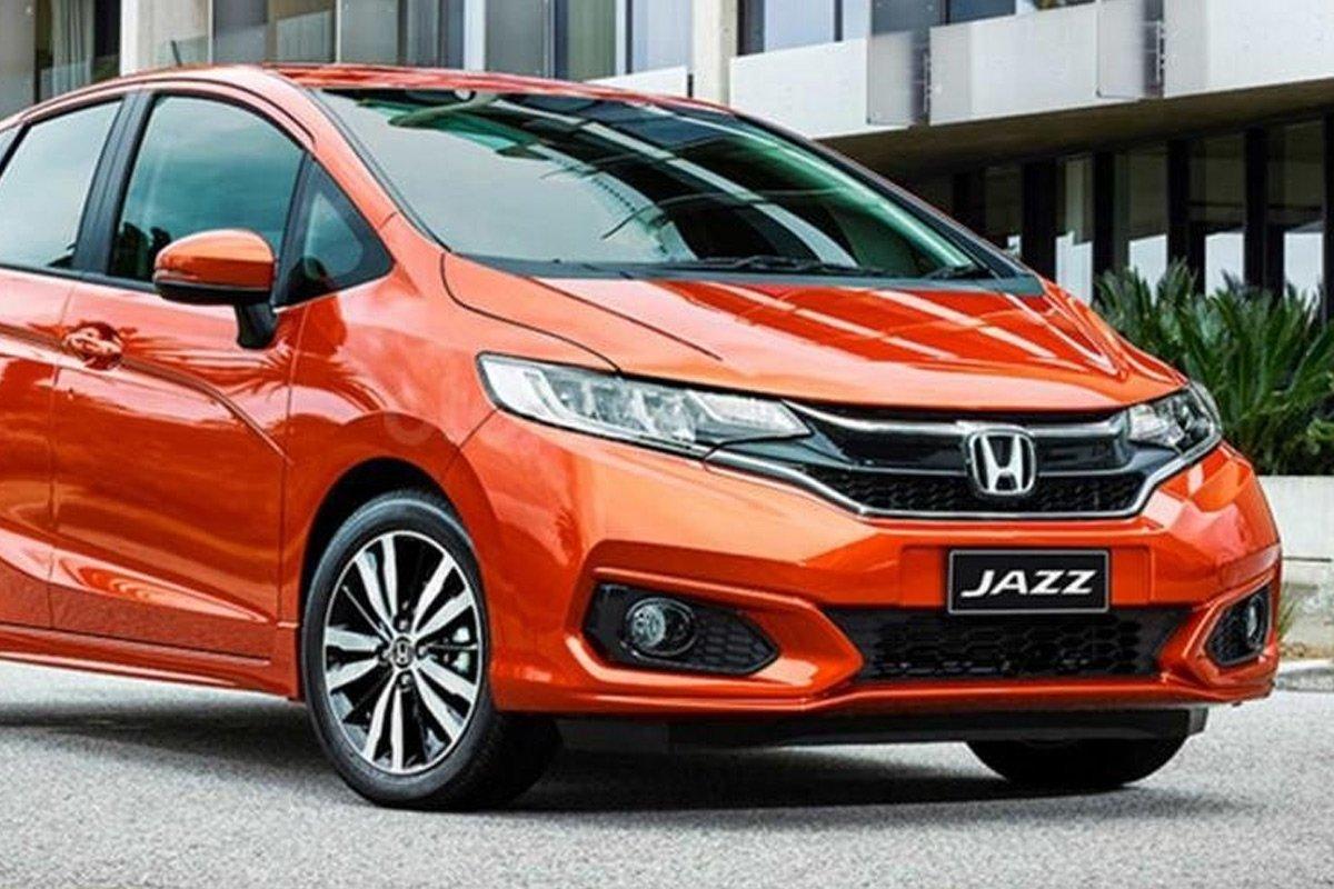 Giá bán xe Honda Jazz.