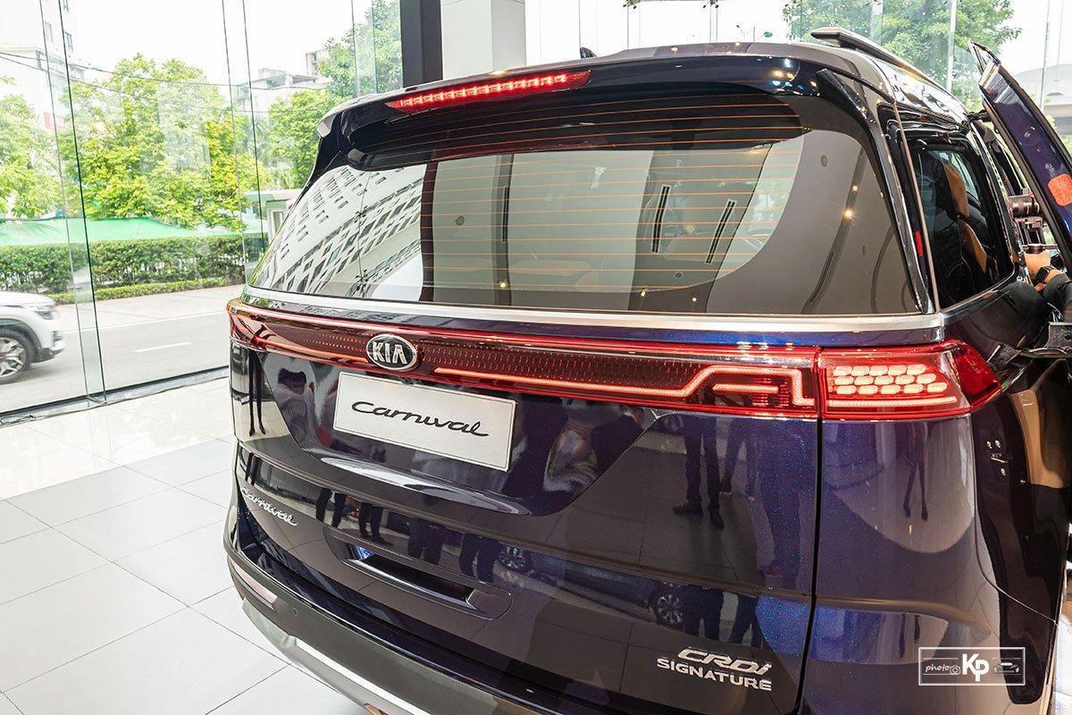 Kia Carnival 2022 ra mắt, lấy công nghệ làm lợi thế cạnh tranh phân khúc SUV đô thị a26