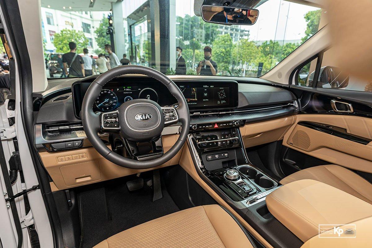 Kia Carnival 2022 ra mắt, lấy công nghệ làm lợi thế cạnh tranh phân khúc SUV đô thị a112