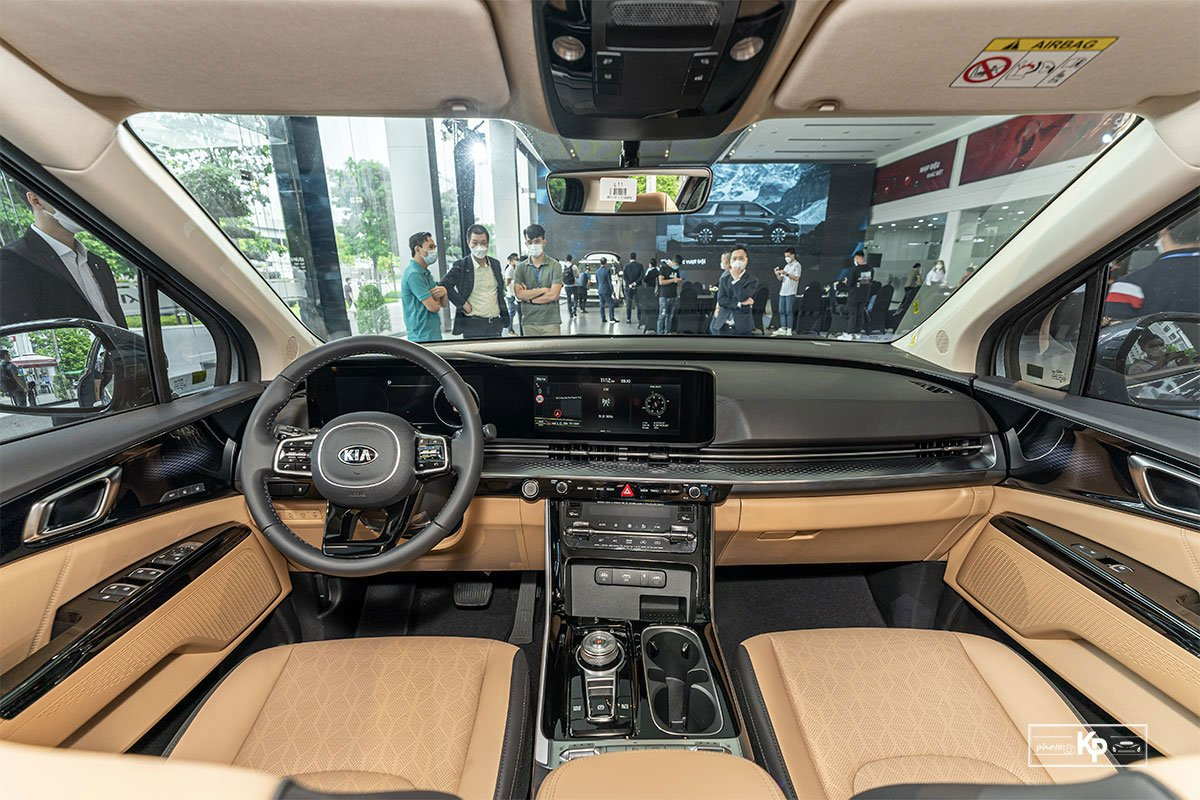 Kia Carnival 2022 ra mắt, lấy công nghệ làm lợi thế cạnh tranh phân khúc SUV đô thị a7